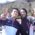 「かみじょうたけし」さん&「ワイルドピッチ」の田中さん…。